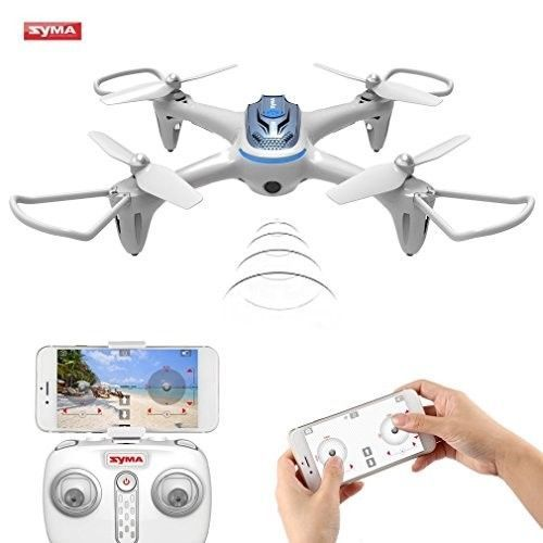 Drone With Camera Wifi FPV Altitude Hold One Key Return For Beginners Gift NEW  #DroneWithCamera