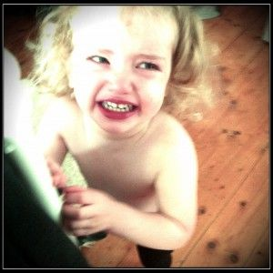 I See Red - Toddler Tantrums from sweetmotherofblog.com  #toddlertantrums, #tantrums, #toddlertaming,