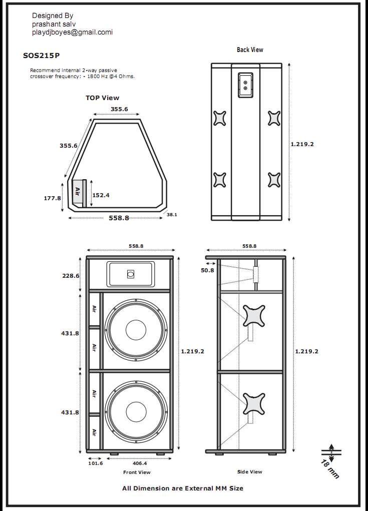 331 Best Images About Speaker Plans On Pinterest Horns Subwoofer Box Design And Diy Speakers