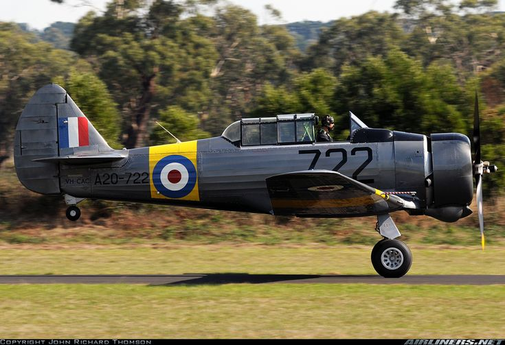 Commonwealth CA-16 Wirraway aircraft picture