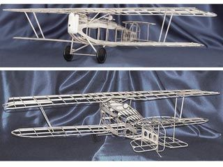Hannover CL IIIA - completed model photo