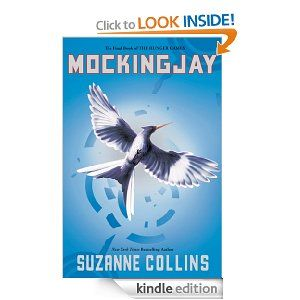 Daily Amazon Kindle Book Deal on Amazon Mockingjay (The Final Book of The Hunger Games) by Suzanne Collins for $5.99 http://amzn.to/QDmhAK