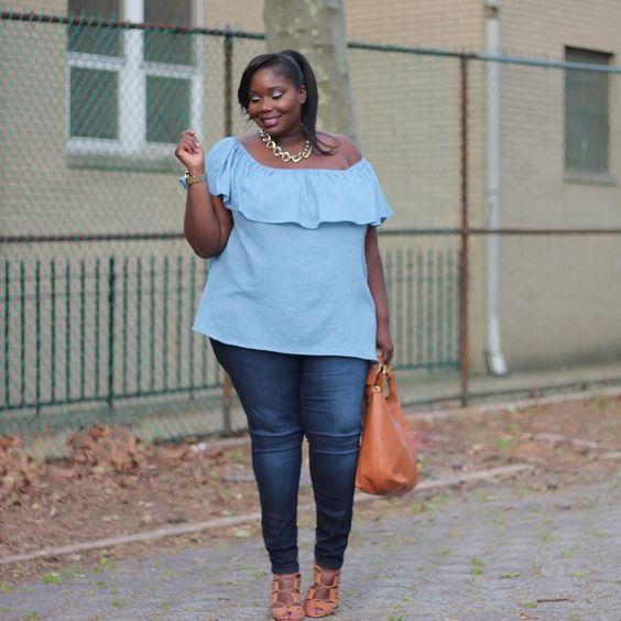 Plus Size Summer Fashion Ideas