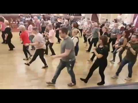 Paddy's Choir Line Dance by Maggie Gallagher & Gary O'Reilly