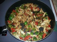 Medifast Chicken Stir Fry Recipe by BONNIEJEAN1118
