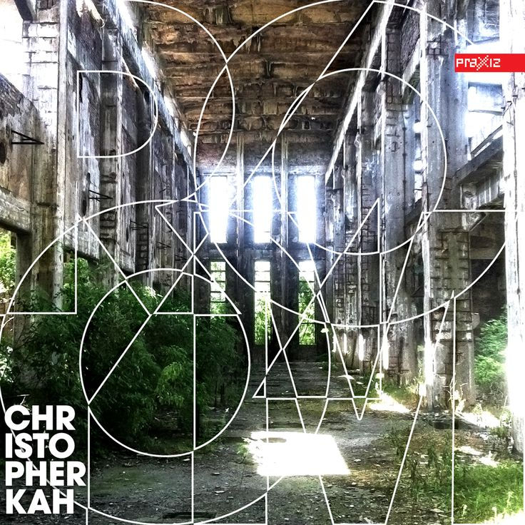 Christopher Kah Room4 EP // PRZ017   PRAXXIZ Records continue to evolve the cut & thrust of their release catalogue with what may be their strongest release to date. Frenchman Christopher Kah has an impeccable 'story so far', having released and remixed his take on #Techno with and for Genre Icons Terrence Fixmer, Dave Clarke, Anthony Rother, Mount Simms and Laurent Garnier, Dave Clarke, Plasticman, Dr. Motte and many more