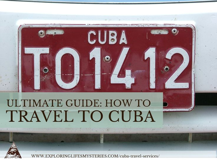 Travel to Cuba Made Easy:This Guide Show You The Best Travel Packages, Places to Visit & More