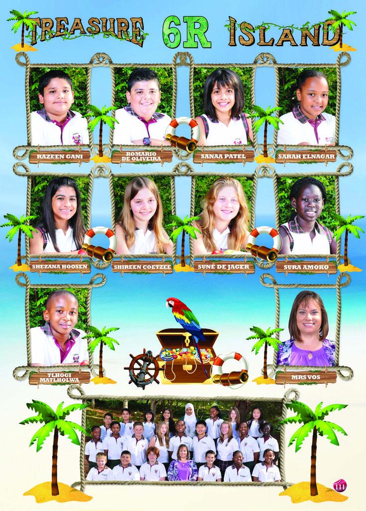 Grade 6 - Amusement Park Theme