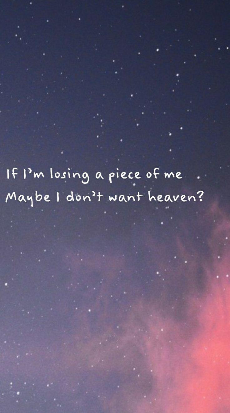HEAVEN - Troye Sivan Lyrics Lockscreen