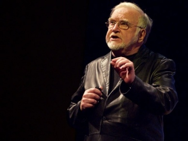"""Mihaly Csikszentmihalyi has pioneered our understanding of happiness, creativity, human fulfillment and the notion of """"flow"""", that state of heightened focus and immersion we experience when involved in activities such as art, play and work. - click for Ted video"""