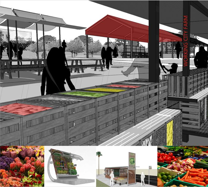 How To Feed A City by W Design Architecture Studio