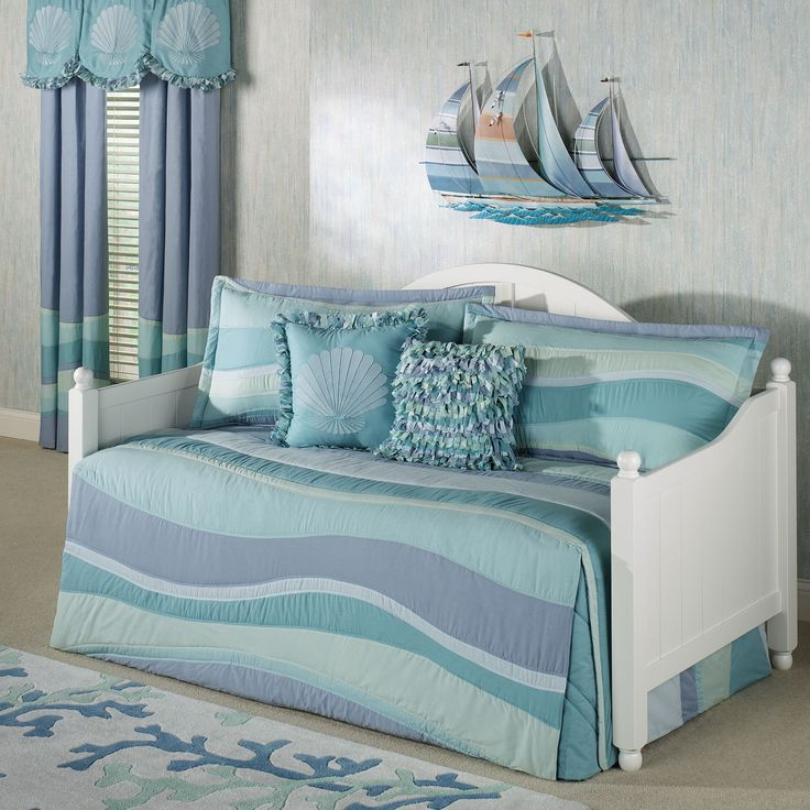 Best 51 Best Upstairs Bedroom Library Images On Pinterest Daybed Covers Daybed Sets And Daybed Bedding 640 x 480