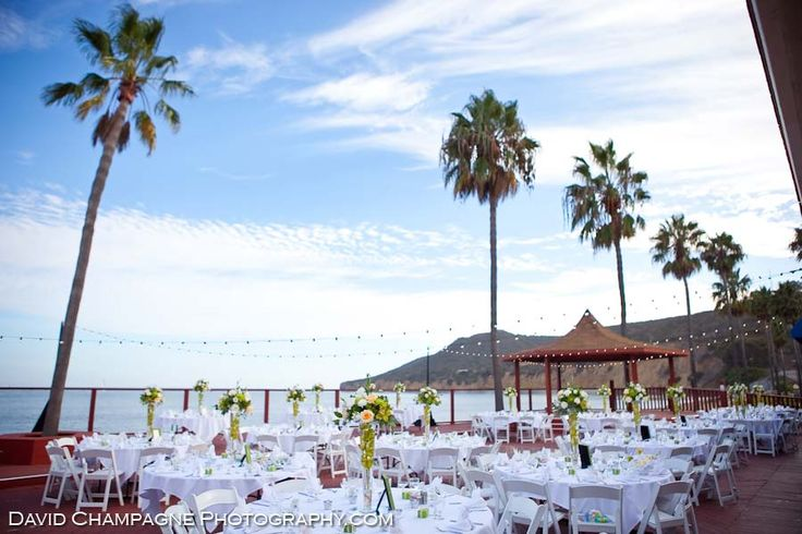 Oceanview Room Wedding Point Loma San Diego Beach Wedding