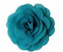 Voile roos met drukkers, voor de bevestiging op een Waaaw jurk.