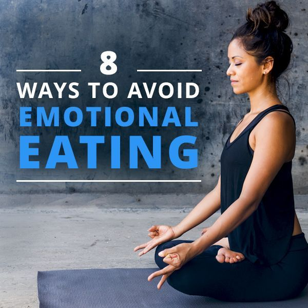 8 Ways to Avoid Emotional Eating. Worth the read!   #emotionaleating #healthyeating