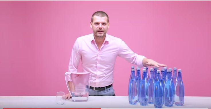 #Nachhaltigkeit Plastikmüll vermeiden: Der BWT Magnesium Mineralizer ist die clevere Alternative zu Wasserflaschen. Nebenbei: Das Schleppen und Lagern unzähliger Wasserflaschen gehört der Vergangenheit an. https://youtu.be/220LBAPk1Tc