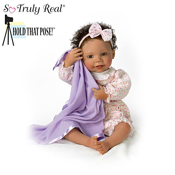 Pretty Little Peek-A-Boo Baby Doll