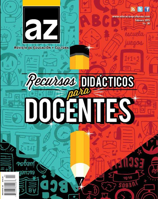 Revista AZ No.90 - Recursos didácticos para docentes
