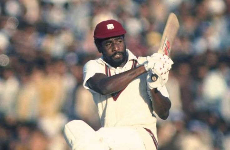 Master blaster Viv Richards judged best of past 40 years