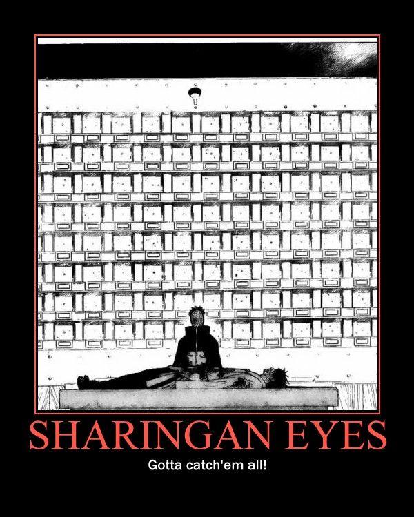 Motivation - Sharingan Eyes by Songue #naruto #funny #sharingan