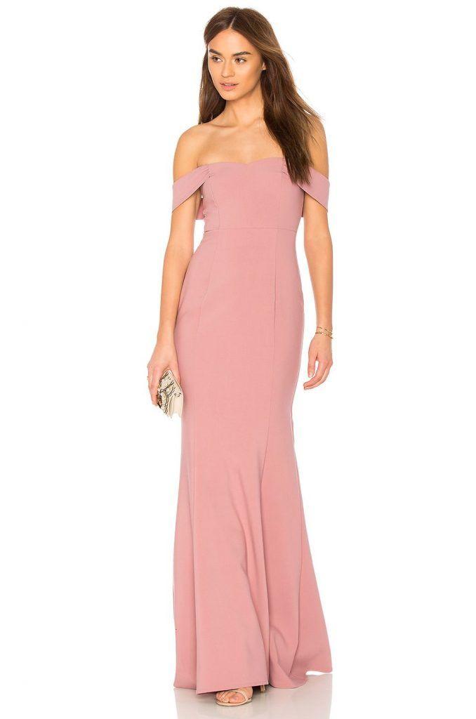 0ff3a5feb542 21 Pretty Pink Bridesmaid Dresses We Love for Spring Summer  bridesmaids   crazyfprus
