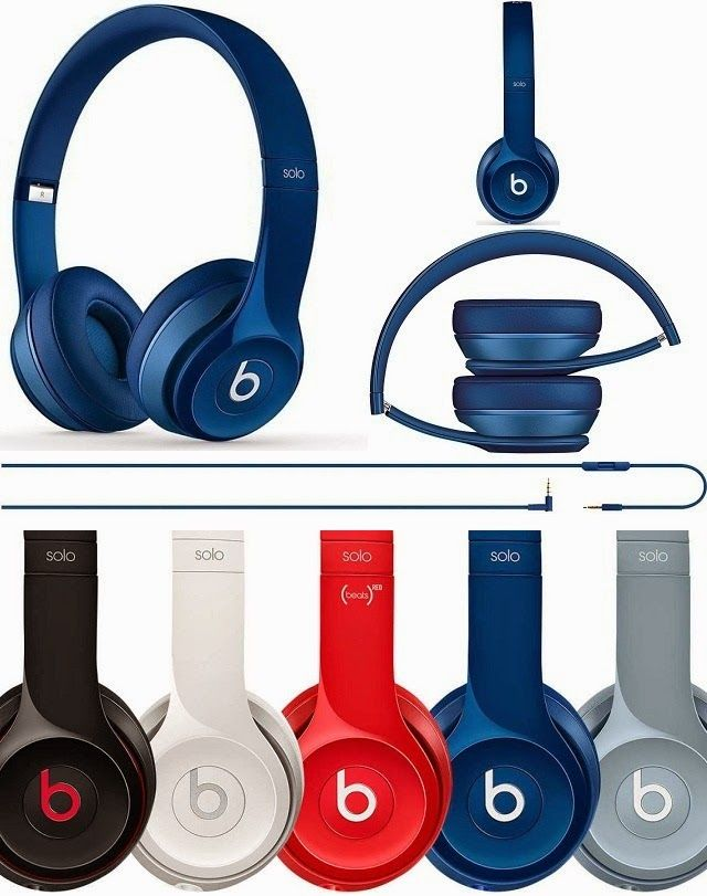 Beats Solo2 Funky Headphone - Better Comfort With Better Quality Sound @Becca Bishop by Dre Official Page