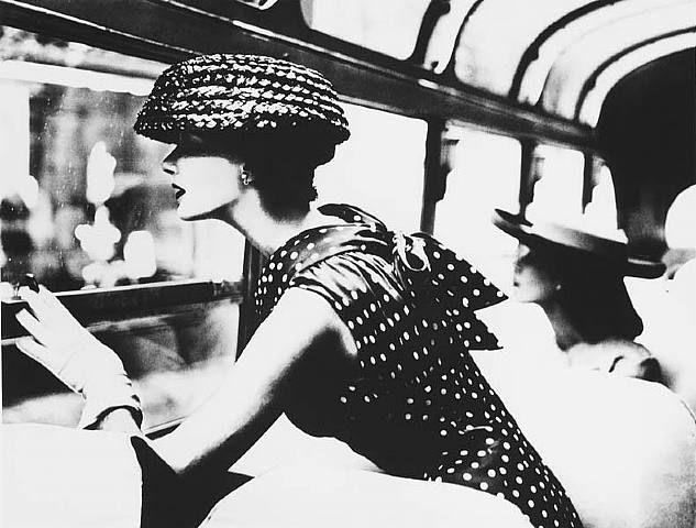 Lillian Bassman - photographe américaine née en 1917