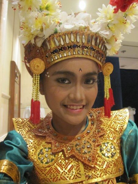 Legong Dance - Bali Province #Traditional #Dance #Indonesia