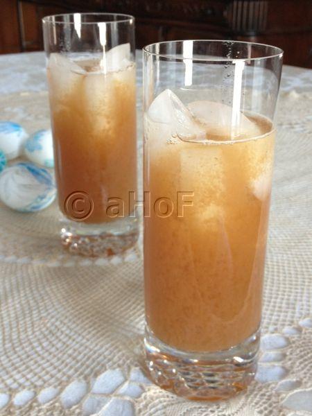 Tamarind Beverage - Guatemalan recipe