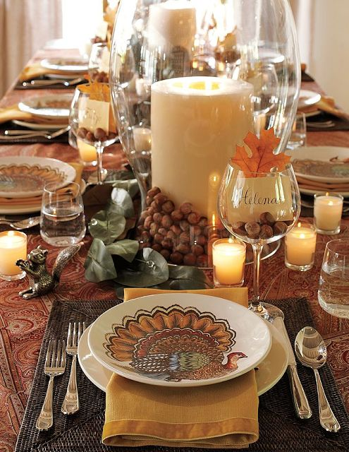 bereketdecor: Harvest Decoration Ideas For Thanksgiving
