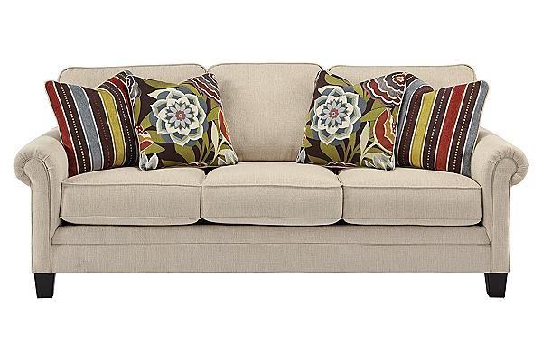 The Ballari Linen Sofa From Ashley Furniture Homestore