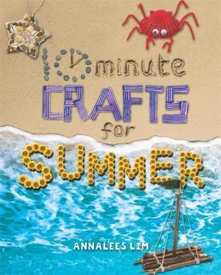 See 10 Minute Crafts Summer In The Library Catalogue