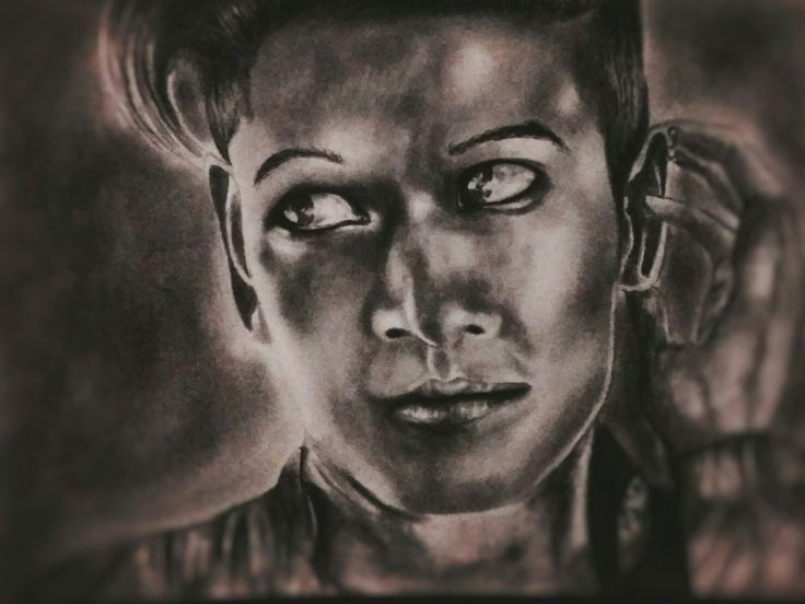 Drawing Magnus Bane Shadowhunters