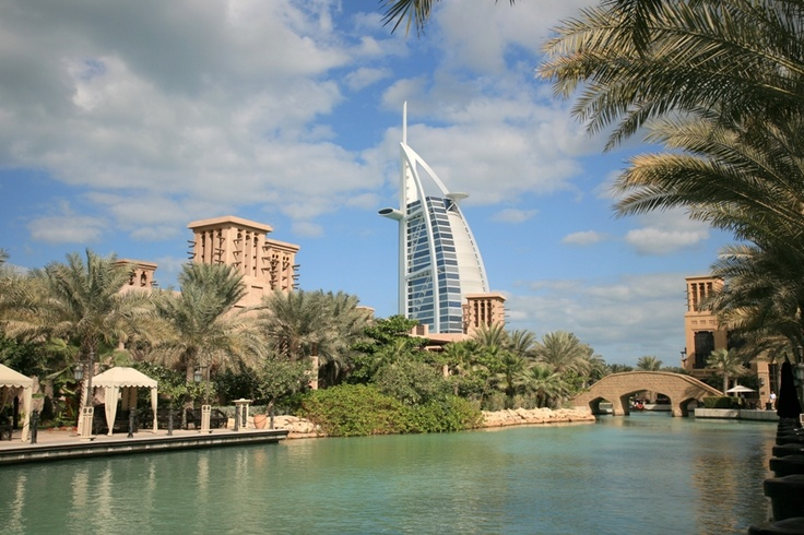 Jumeirah Waterway Dubai, UAE. / www.wildcanadasalmon.com