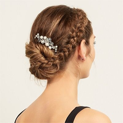 CORAL CLUSTER  JEWELLED COMB #mimcomuse