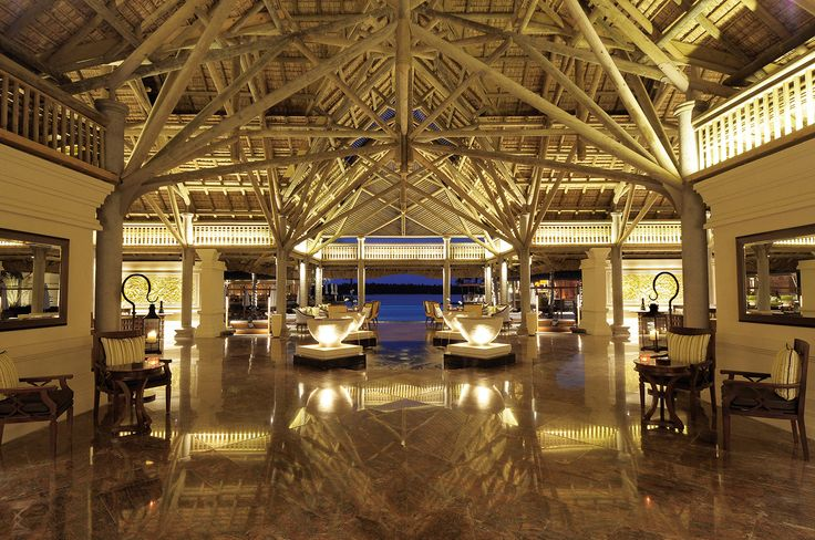 Prince Maurice, Mauritius Island, Relais & Chateaux // Stayed in March 2015