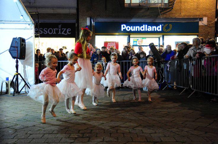 Weymouth's BIG Christmas 2015.