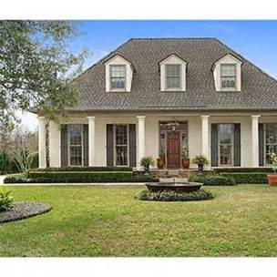Best 25 acadian homes ideas on pinterest acadian house for Acadian home builders