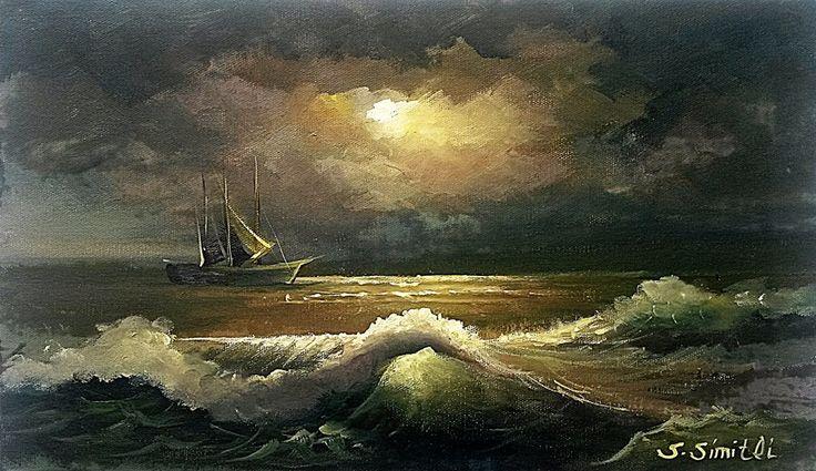ASİLSİN  Yüreğin o kadar büyük ki, Sığmıyor bedenine, Beni bekliyorsun, Benim denizlerimde…  Korkma! Çıkarmam seni sulardan, Kaçma! Benim dalgalarımdan…  Dur!  Akşam olmasın, Kaybolma gözlerimden, Daha çok kullanacam, Prusya mavisinden…  Bırak! Saçlarının dalgası, Dalgalarıma karışsın… Deniz kadar büyük, Yüreğimle birleşsin… Çünkü sen; İnan çok ASİLSİN…   Savaş Simitli 151640 Ağu 14
