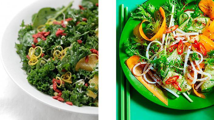 salads for blog