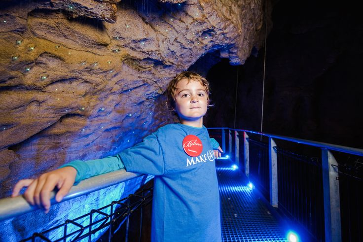 Grayson is 8 years old and has Acute Lymphoblastic Leukemia. He is from California and his one true wish was to see Glowworms in New Zealand!   Grayson and his family had a wonderful time exploring the Waitomo Caves, New Zealand and the Legendary Black Water Rafting Co. Ruakuri caves. Check out the awesome pics thanks to Shaun Jeffers Photography.