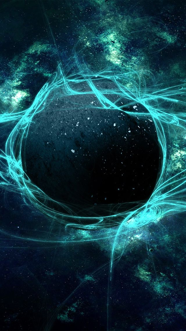 ↑↑TAP AND GET THE FREE APP! Art Creative Space Stars Black HD iPhone Wallpaper