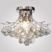 Genial [Ceiling Fan] : Ceiling Fans With Chandelier Crystals Home Design Ideas