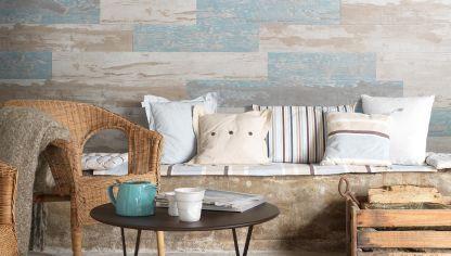 Revestimiento PVC para paredes #bricolaje #decoracion