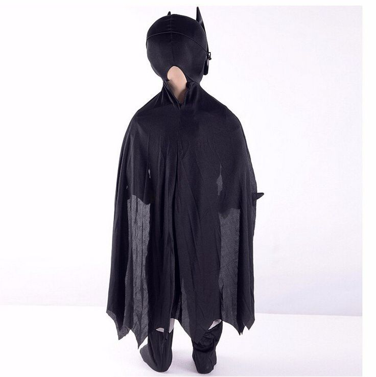Halloween Party Boys Batman Costume