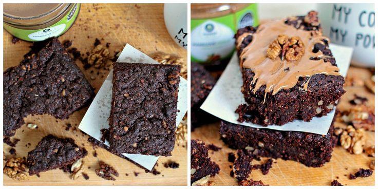 Bezlepkový brownies