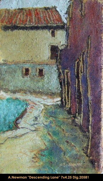 Original acrylic painting on canevas by artist Andy Newman.  #newman #art #canadianartist #quebecartist #originalpainting #fineart #acrylicpainting #artist #facade #architecture #multiartltee #balcondart