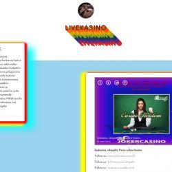 livekasino, rahapelit, Paras online-kasino  | Visual.ly