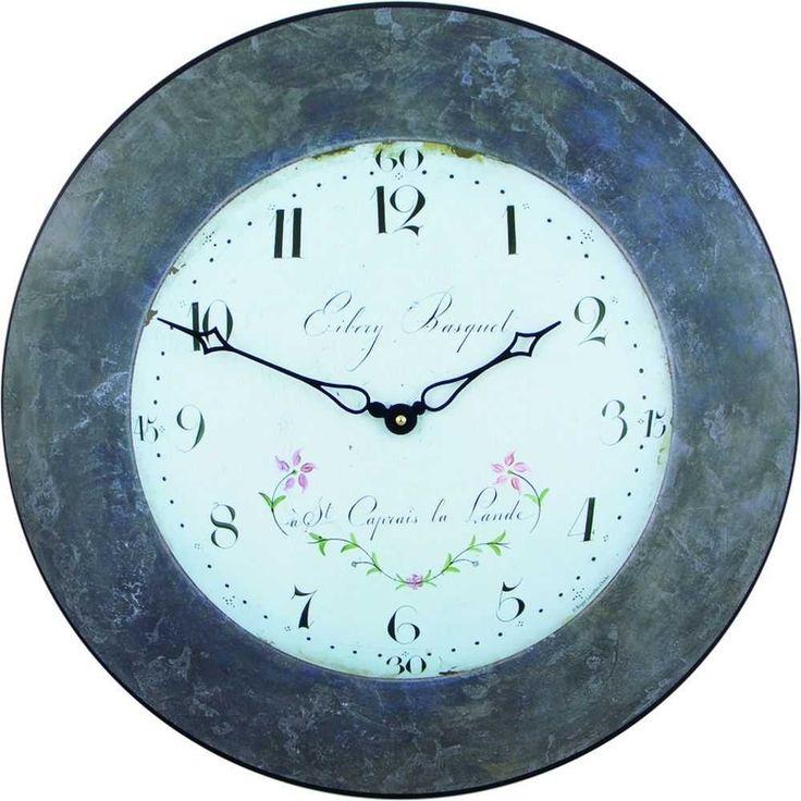 Bouquet Wall Clock 49cm