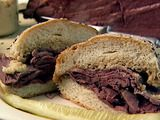 Roast Beef on Weck Recipe- I've been craving it since being in Buffalo two summers ago!